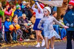 Acción de gracias Macy Parade 2015 Imagen de archivo