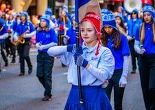 Acción de gracias Macy Parade 2015 Imagenes de archivo