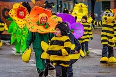 Acción de gracias Macy Parade 2016 Foto de archivo