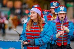Acción de gracias Macy Parade 2016 Imágenes de archivo libres de regalías