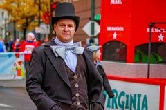 Acción de gracias Macy Parade 2016 Imagen de archivo libre de regalías
