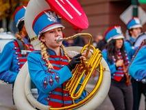 Acción de gracias Macy Parade 2016 Imagenes de archivo