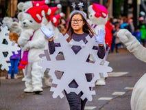 Acción de gracias Macy Parade 2016 Fotografía de archivo