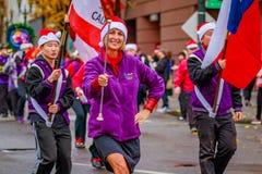 Acción de gracias Macy Parade 2016 Fotos de archivo libres de regalías