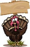 Acción de gracias Turquía ilustración del vector