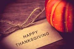 Acción de gracias y cosecha Imagen de archivo