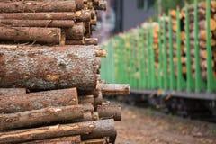 Acción de la madera Imágenes de archivo libres de regalías