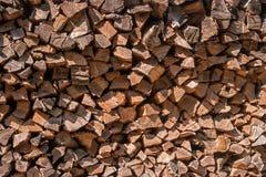 Acción de la madera como fondo Fotos de archivo