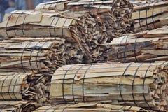Acción de madera Fotografía de archivo libre de regalías