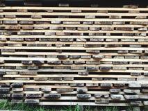 Acción de madera Imágenes de archivo libres de regalías