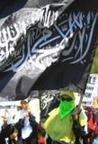 acción del Anti-liberalismo Foto de archivo