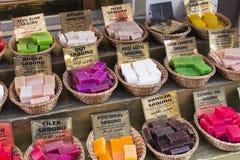 Acción del jabón natural Bazar magnífico, Estambul, Turquía Fotografía de archivo libre de regalías