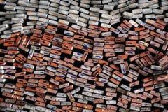 Acción del metal en almacén Fotografía de archivo libre de regalías