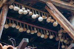 Acción del vino de Stary Melnik en Bulgaria Imagen de archivo libre de regalías