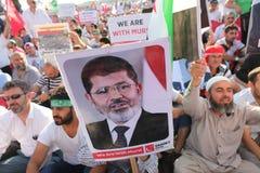 Acción a Egipto Foto de archivo