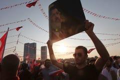 Acción a Egipto Fotografía de archivo