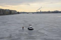 Acción en memoria de Boris Nemtsov Imagen de archivo libre de regalías