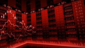 Acción Market_069 ilustración del vector