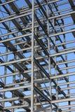 Acciaieria della costruzione Fotografia Stock