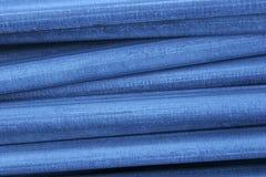 Acciaio blu Immagini Stock Libere da Diritti