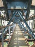 acciaio concreto Fotografia Stock Libera da Diritti