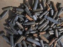 Acciaio del fucile Immagine Stock