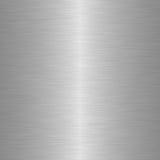 Acciaio di struttura del metallo Fotografia Stock