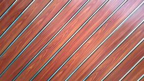 Acciaio e legno di Uality Immagini Stock