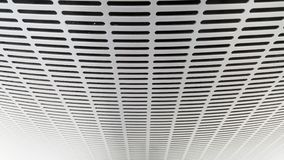 Acciaio grigio del setaccio, struttura/fondo Immagine Stock Libera da Diritti
