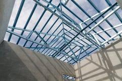 Acciaio Roof-20 Immagine Stock Libera da Diritti