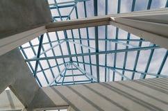 Acciaio Roof-22 Fotografia Stock Libera da Diritti