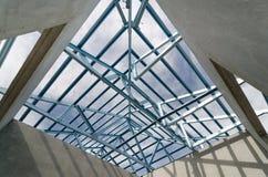 Acciaio Roof-25 Immagine Stock Libera da Diritti
