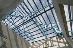 Acciaio Roof-29 Immagini Stock