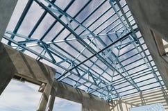 Acciaio Roof-31 Immagini Stock