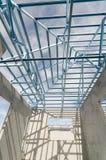 Acciaio Roof-33 Immagini Stock