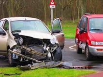 Accident Photo libre de droits