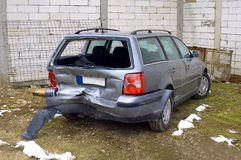 Accident Stock Photography