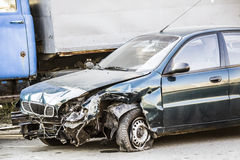Accident Royalty Free Stock Image