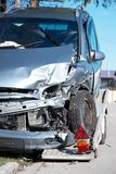 Accident car Royalty Free Stock Image