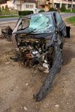 accident car στοκ φωτογραφία με δικαίωμα ελεύθερης χρήσης