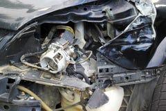 Accident de voiture Photo libre de droits