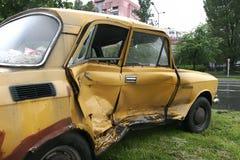 Accident de voiture photos stock