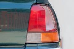 Accident et assurance d'accident de voiture Image stock