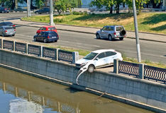 Accident impair 2 photographie stock