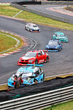 Accident in Interlagos Stock Photo