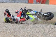 Accident Jan Bühn. Team Talasur. Royalty Free Stock Images
