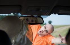 Accidente Foto de archivo libre de regalías