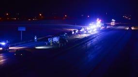 Accidente auto foto de archivo libre de regalías
