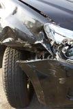 Accidente de la rueda Fotos de archivo libres de regalías