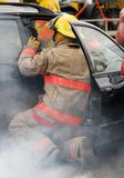 Accidente de tráfico. fotos de archivo